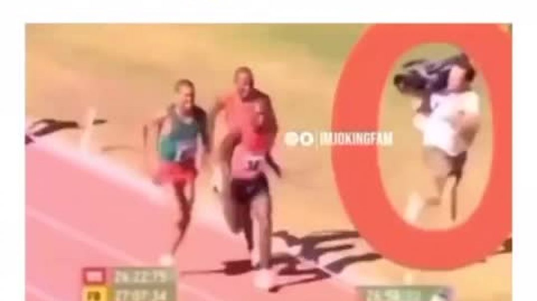 The Real Athlete Behind The Cam