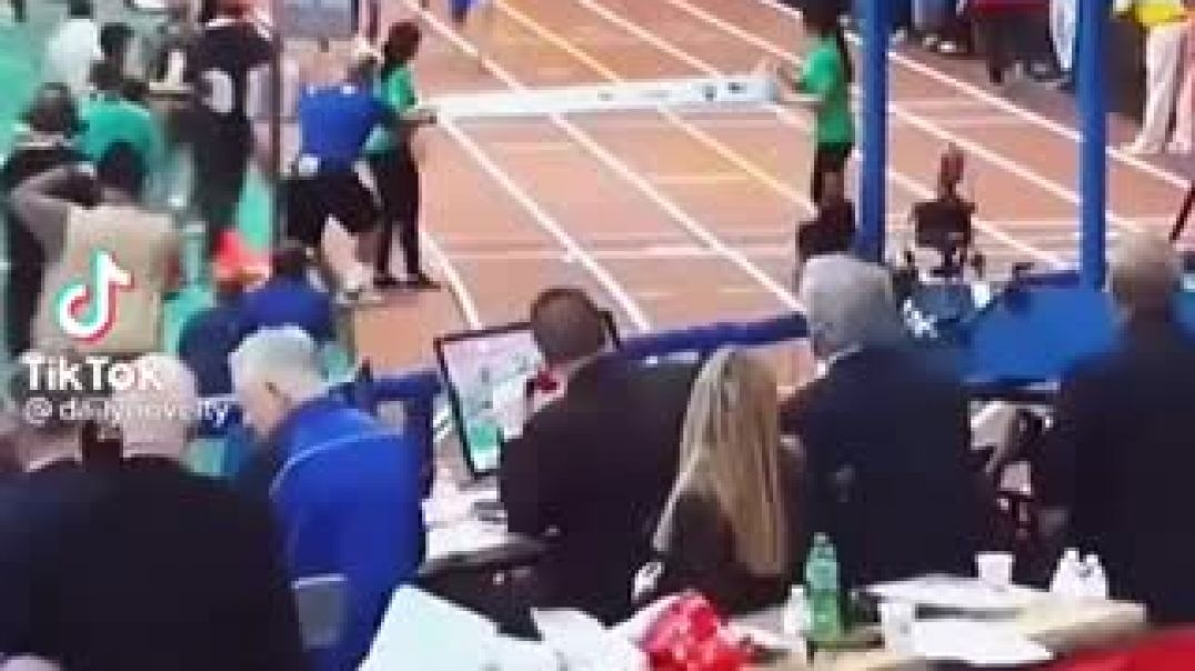 Athletes Run Over the Committee