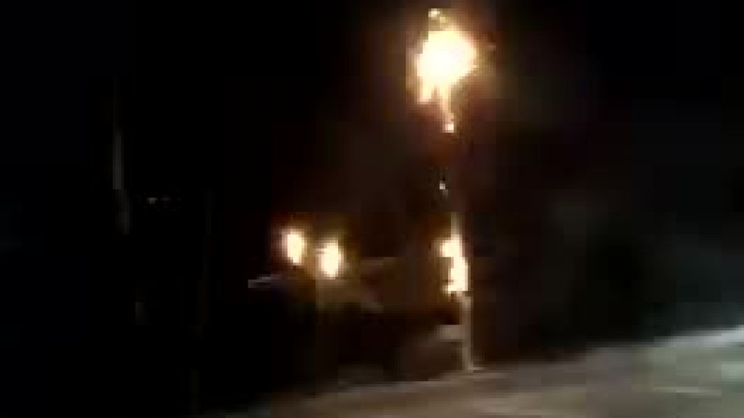Electric Cable Explosion